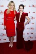 Sasha Cohen - Heart Truth Fashion Show 2014-02-06