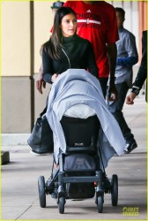 Kim Kardashian - Leaving Maria's Italian Kitchen in Calabasas 2/8/14