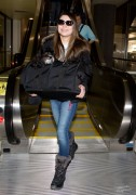 Miranda Cosgrove - at LAX Airport 2/8/14