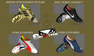 Download PES 2013 New Boots By SGangster