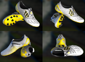 Download Warrior Gambler S-Lite FG Football Boots by SCP4EVA