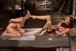 Gia DiMarco, Katrina Jade : Dirty Slut Break Down - Kink/ WhippedAss (2014/ SiteRip)