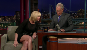 Jaime Pressly @ Late Show with David Letterman | March 14 2008 | ReUp by Request