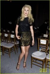 Ireland Baldwin - Marchesa Fashion Show in NYC 2/12/14