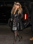Mariah Carey - Stops by MTV Studios in New York 12-02-2014