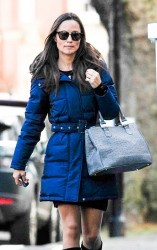 Pippa Middleton - out in London 2/13/14