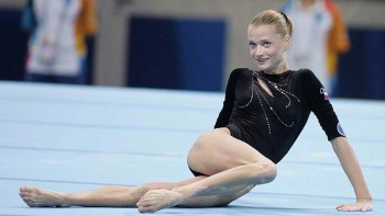 Svetlana Khorkina -  Cute Wallpaper - Wide - x 1