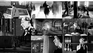 movie screenshot of Alois Nebel fdmovie.com