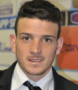 Download Alessandro Florenzi Face by IrokeZ