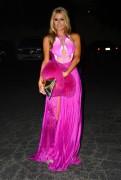 Paris Hilton celebrated her birthday at North La Cienga's Greystone Manor February 15-2014