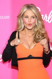 Christie Brinkley - Sports Illustrated Swimsuit 50th Anniversary Pink Carpet (2/17/14) x10