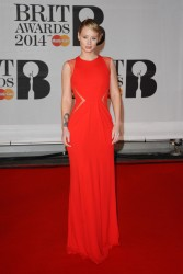 Iggy Azalea - 2014 BRIT Awards in London 2/19/14