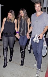 Victoria Justice - celebrating her 21st birthday at Hooray Henry�s Nightclub in West Hollywood 2/19/14