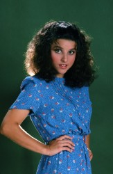 Julia Louis Dreyfuss: 80's SNL Promo ?  HQ x 1