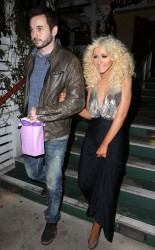 Christina Aguilera Pregnant With Baby No.2