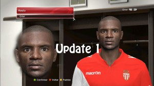 Download Abidal By Memer - Update 1 [PES 2014]