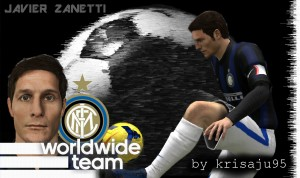 Download Javier Zanetti Face by krisaju95