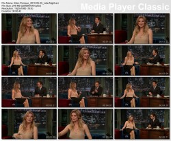 Ellen Pompeo - Late Night with Jimmy Fallon - 5/5/2010