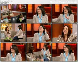 PATRICIA HEATON interview - leg waxing - Megan Mullaly Show - 9.29.2006