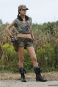 Christian Serratos - As Rosita on The Walking Dead