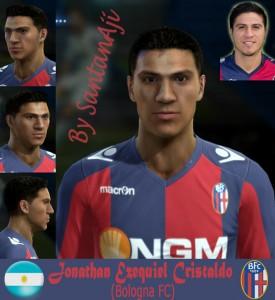 Download Jonathan Ezequiel Cristaldo (Bologna FC) by santanAji
