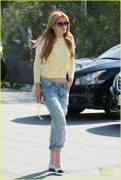 Bella Thorne - Leaving 101 Cafe 2/25/14