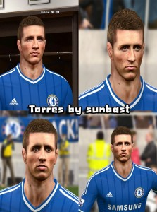 Download Fernando Torres Face by sunbast