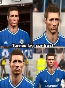 Download Fernando Torres Face by sunbast