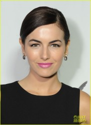 Camilla Belle - His Holiness the 14th Dalai Lama Q&A Event in LA 2/26/14