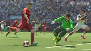 PES 2014 DP 4 Xbox 360