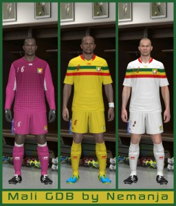 Download Mali 2014 GDB Kit by Nemanja