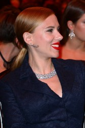 Scarlett Johansson - 2014 Cesar Film Awards in Paris 2/28/14