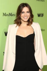 Mandy Moore - Women In Film Pre-Oscar Cocktail Party in West Hollywood 2/28/14
