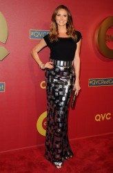 Stacy Keibler - QVC 5th Annual Red Carpet Style Event in LA 2/28/14