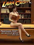 PROFESSOR L.CROFT from DETOMASSO ART