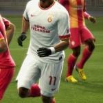 PES 2013 Galatasaray Home & Away Kits