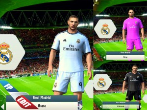 Download Kit Pack 2014/15 Real By Alireza-CR7