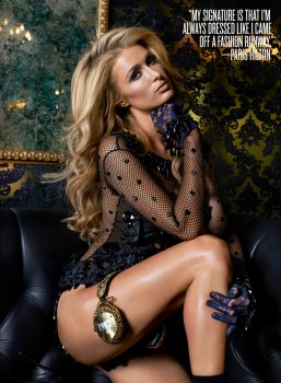 Paris Hilton  ~ V Magazine Mar 2014