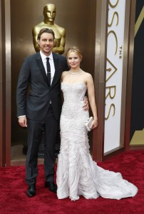 kristen bell 86th annual academy awards in hollywood march 2