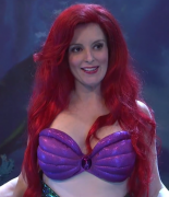 Tina Fey - Sexy Mermaid - SNL - HD Video