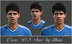 Download Oscar Dos Santos Face by ilhan