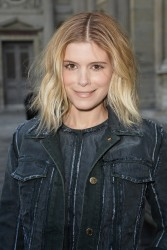 Kate Mara - Louis Vuitton F/W 2014-2015 Fashion Show in Paris 3/5/14