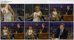AMY SEDARIS conan - (unknown date but probably ~2000)