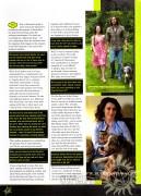 Лиэн Балабан: интервью для эксклюзивного номера Supernatural Magazine