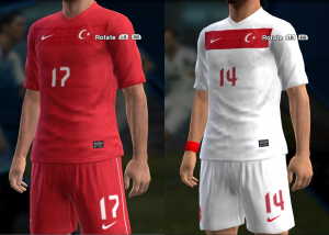 Download PES 2013 Turkey 2014 Kits by AkmalRW