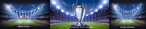 Theme UEFA Champions League by Vovan4eK93