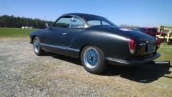 1970 Ghia, aka Black Dahlia, or the Batmobile C97e84313633678