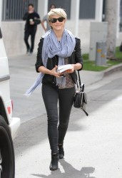 Julianne Hough - Out in Beverly Hills 3/11/14