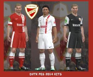 Download PES 2014 DVTK Kits by Attila74