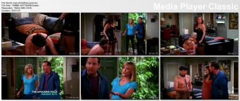 KIMBERLY WILLIAMS - two and a half men 3.13.2014  - dominatrix
